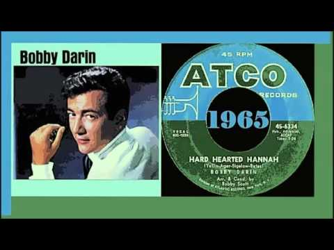 Bobby Darin - Hard Hearted Hannah