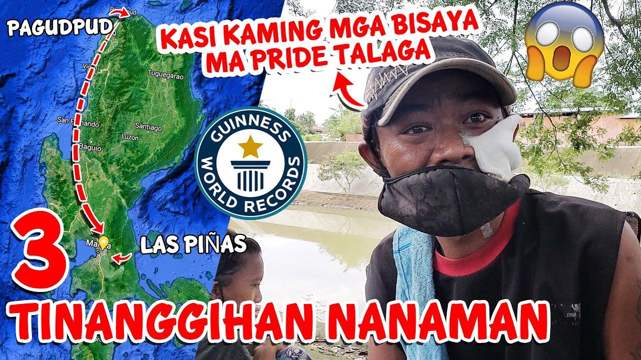 Download Part 3 | Tinanggihan Uli ang Tulong | Alamin Kung Bakit | Mag Amang 139 Days ng Naglalakad