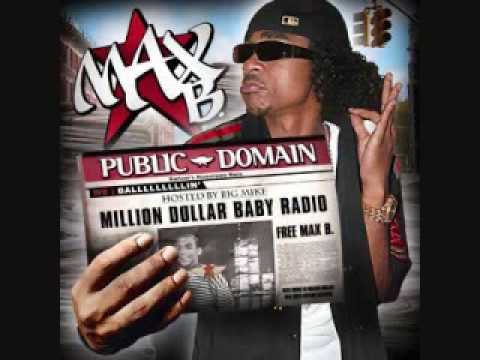 Max B Interview On Sprint Radio Pt. 1