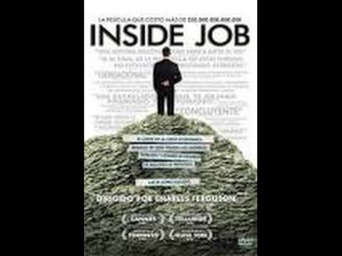Inside Job /  Matt Damon   William Ackman