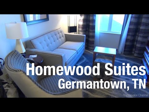 Hotel Review - Homewood Suites Germantown, Memphis TN