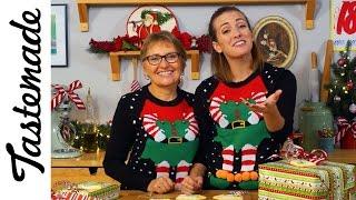 Cookie Name Tags - Julie & Mom | The Tastemakers-Julie Nolke