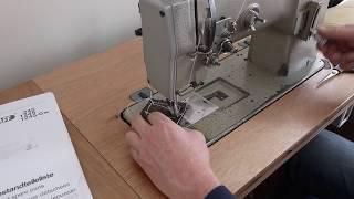 Industrial Sewing Machine Storage/Table (Pfaff 1245)