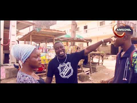 A New Comedy Skit SOCIAL MEDIA by Amsonil Tv Abidjan