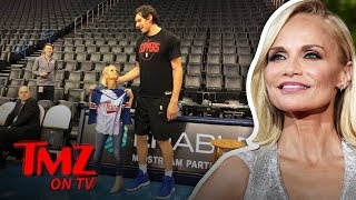 Kristin Chenoweth Wouldn't Be Able To Date A Really Tall Guy | TMZ TV