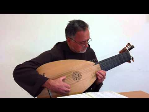 Johann Sebastian Bach - BWV 1000 Fuga in g-mol - fra Antun Mrzlečki