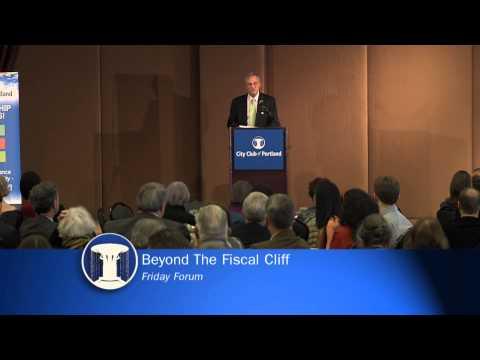 Beyond the Fiscal Cliff: Congressman Earl Blumenauer