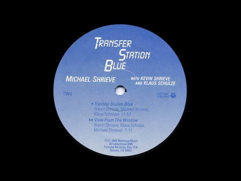 Michael Shrieve  – Transfer Station Blue