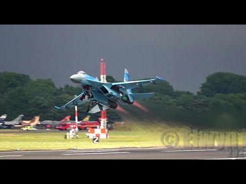 Ukrainian Su-27 Flanker's