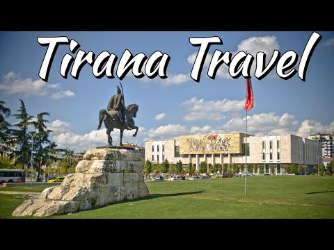 Tirana Albania travel | Things to do in Tirana