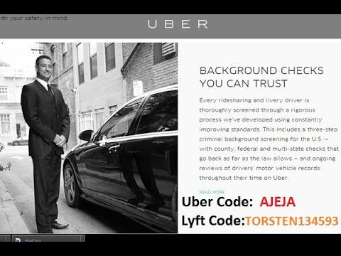 Failing an Uber or Lyft background check is not the end of the world
