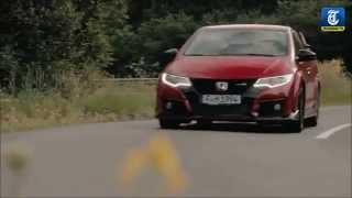 Honda Civic Type R gewild 2015, uniek!!