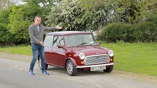 What's a Mini from 1989 like today?   Classic car drive