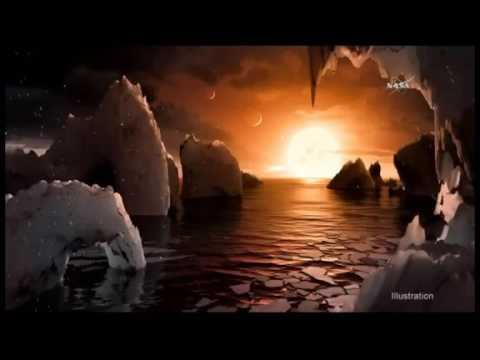 NASA Never A Straight Answer 7 EXO Planet Discovered on Trappist 1 Live Stream