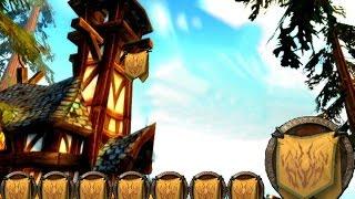 WOW魔獸世界 - 翡翠夢魘  武戰視角《琥珀松小屋》公會歡樂出團紀錄  ♞浪哥♞