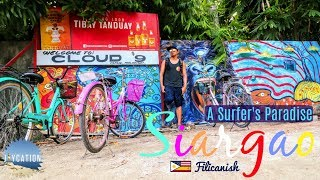 TOP THINGS TO DO IN GENERAL LUNA | SIARGAO PHILIPPINES Travel Vlog
