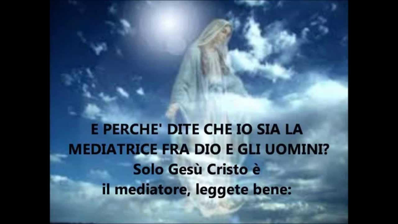 Top QUELLO CHE MARIA LA MADRE DI GESÙ DIREBBE AI CATTOLICI - YouTube LZ25