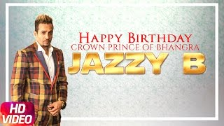 happy birthday jazzy b from speed records