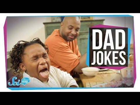 Why 'Dad Jokes' Aren't Bad Jokes