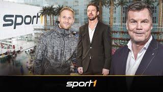 Der CHECK24 Doppelpass vom 29.11.2020 mit Benedikt Höwedes und Steffen Freund | SPORT1