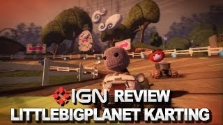 LittleBigPlanet Karting Video Review - IGN Reviews