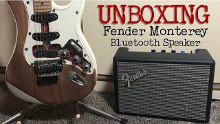UNBOX Fender Monterey Bluetooth Speaker