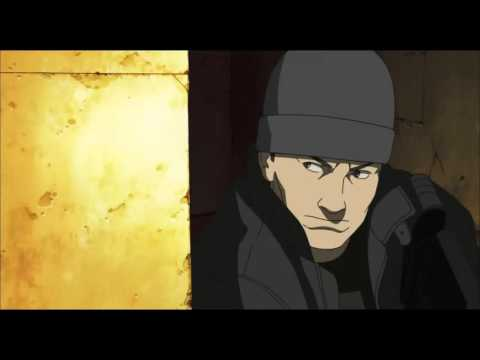Ghost in the Shell (Ep. Poker Face)