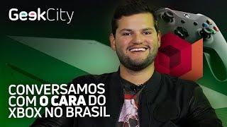 XBOX: ENTREVISTA COM BRUNO MOTTA, GERENTE E PORTA-VOZ DA MARCA NO BRASIL