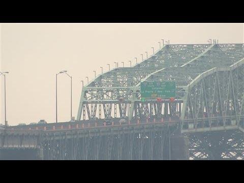 Pont Champlain : encore des travaux?