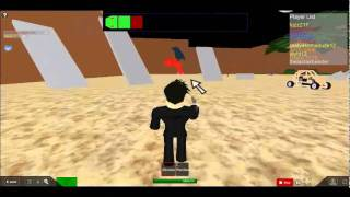 ROBLOX-Snake pillar boss battle