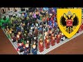 МОЯ КОЛЛЕКЦИЯ МИНИФИГУРОК LEGO MARVEL Super Heroes 2 mp3