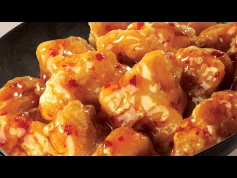 Panda Express' Orange Chicken Is Delicious, And Here's Why