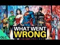 The Rise and Fall of The New 52: What Went Wrong?