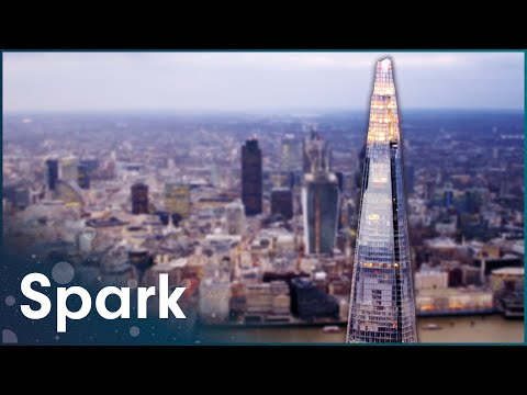 Constructing The Shard And The Future Of Skyscrapers | Building To The Sky | Spark