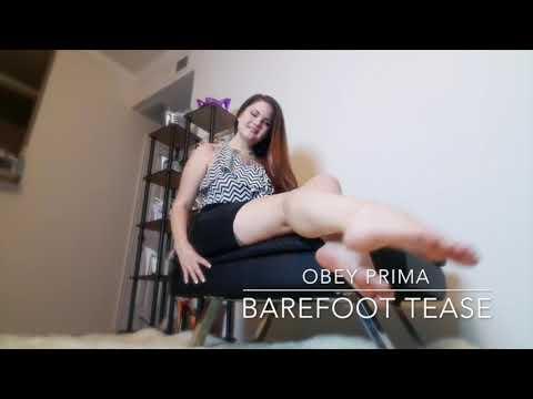 Barefoot Goddess