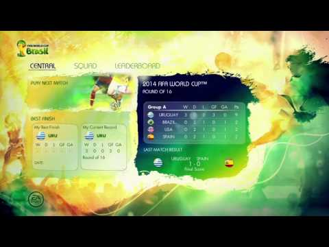 EA SPORTS 2014 FIFA World Cup - New Gameplay: Game Modes