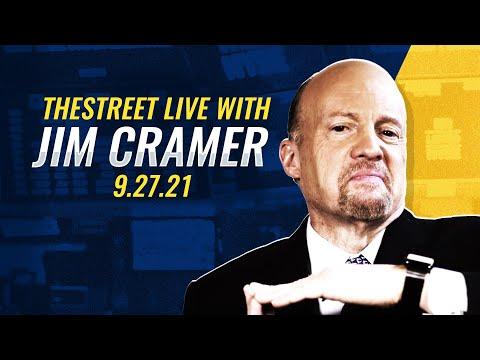 D.C. Gridlock, Infrastructure, Debt Ceiling: Jim Cramer's Stock Market Breakdown - September 27