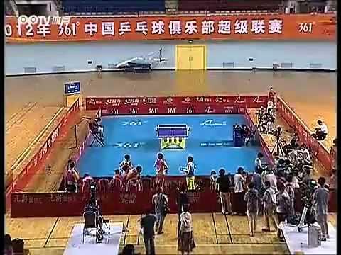 2012 CTTSL (Women/Rnd3) Guangdong Vs Shangxi [Full Match/Chinese]