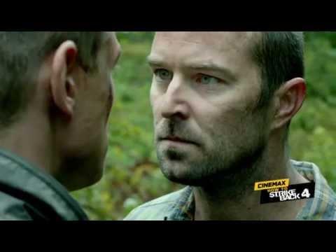 Strike Back Season 4: How To Wrap on Strike Back Episode 10  (Cinemax)