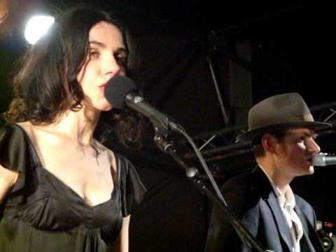 PJ Harvey & John Parish - False Fire live at Oxford Brookes University