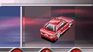 [Game Boy Advance] Tokyo Xtreme Racer Advance - Version Europe