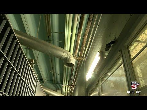 Opelousas jail closed indefinitely
