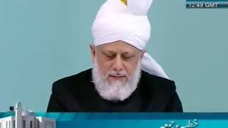 Tamil Friday Sermon 3rd June 2011 - Islam Ahmadiyya