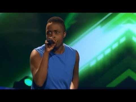 Msoke Minha - I Need A Dollar | The Voice Of Germany 2013 | Blind Audition