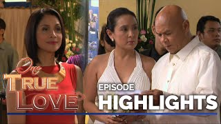 One True Love:  Leila's surprise gift for the newlyweds | Episode 36