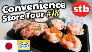 AMAZING Sushi from a CONVENIENCE STORE? Konbini #18: Mini Stop Japan