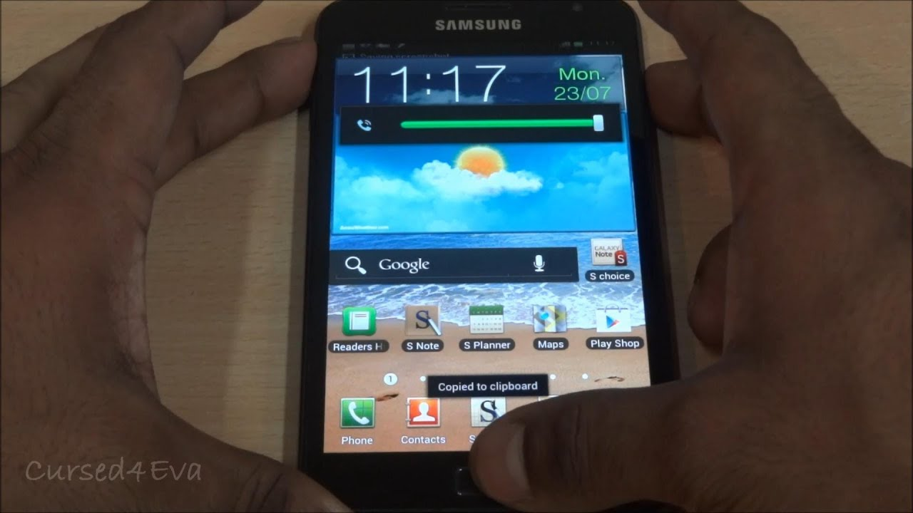 Update Samsung Galaxy Note N7000 To Official Android 4 1 1