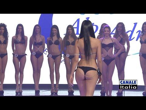 Finale Miss Alpe Adria 2015 (HD) | Cantando Ballando