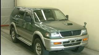 1996 Mitsubishi Challenger X K97wg