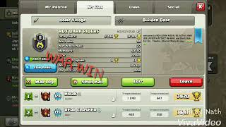 How we Win 22 war in a raw ||Clash of Clans|| Ultimate war Clan